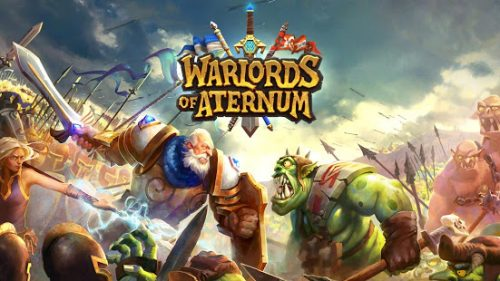 Download Warlords of Aternum 1.19.0 - War online game Warlords strategy game for Android